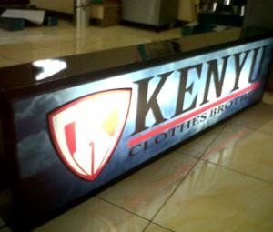 Neonbox Toko Distro Makassar